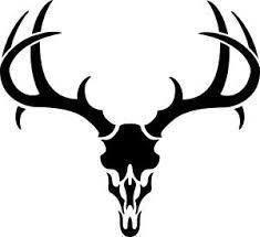 Free Deer Antler Silhouette At Getdrawings Com Free For Personal