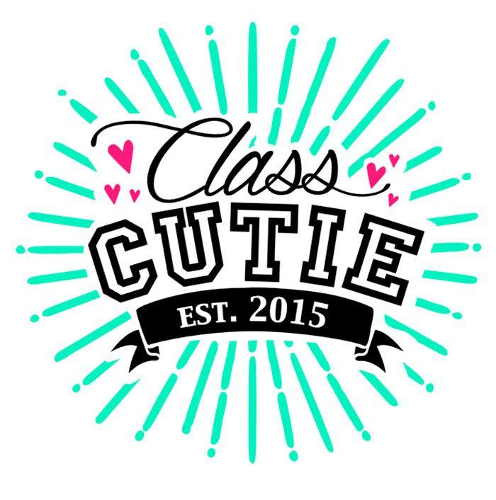 700x706 Back To School Cute Kids T Shirts (Free Silhouette Cut File Free