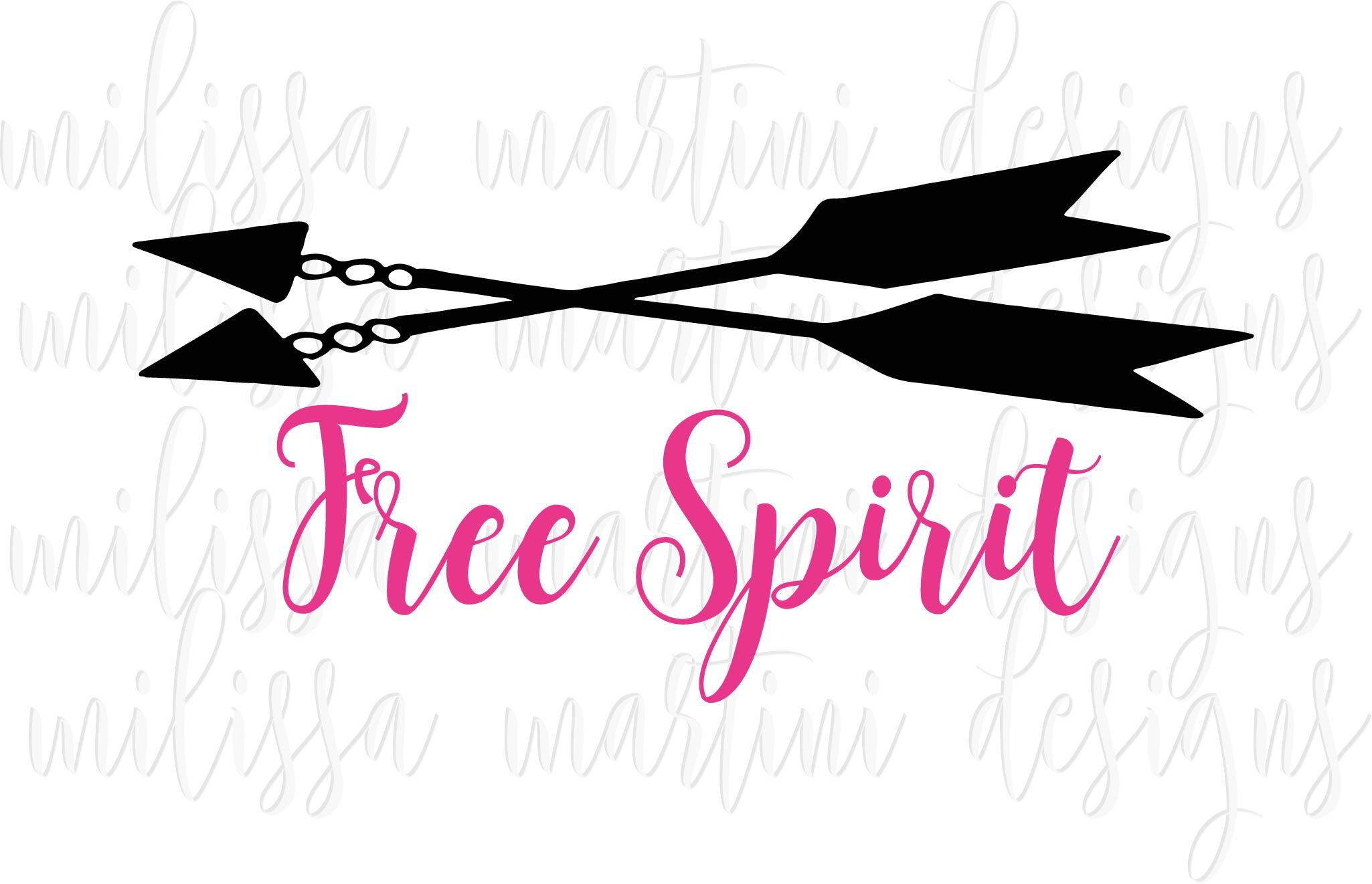 2050x1322 Free Spirit Svg Cut File Design Bundles Quotes