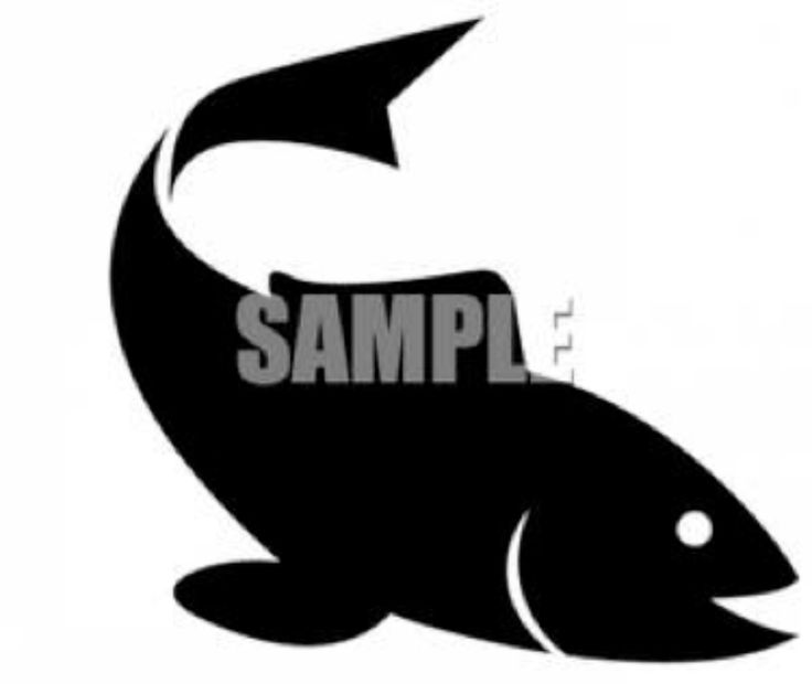 free fish silhouette clip art at getdrawings com free for personal rh getdrawings com free fishing hook clipart free fishing clipart pictures