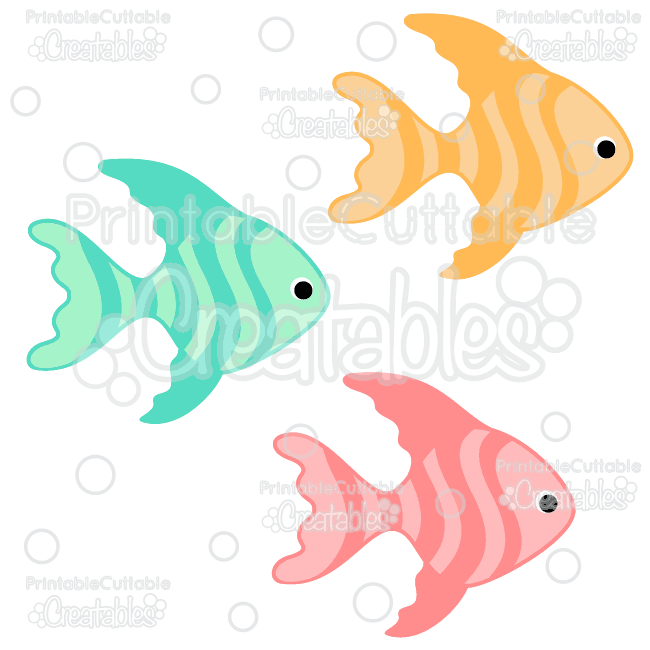 650x650 Tropical Fish Free Svg Cut File Amp Clipart Tropical Fish, Filing