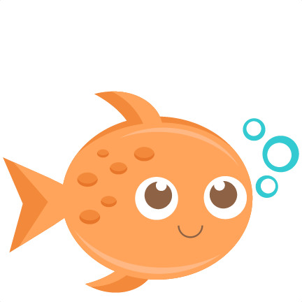free fish silhouette clip art at getdrawings com free for personal rh getdrawings com cute fish clipart black and white cute fish clipart free