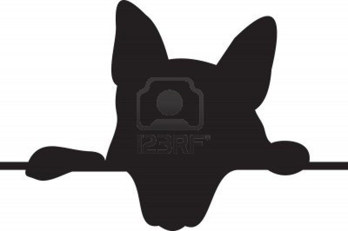 1200x798 Clip Art German Shepherd Silhouette Clip Art