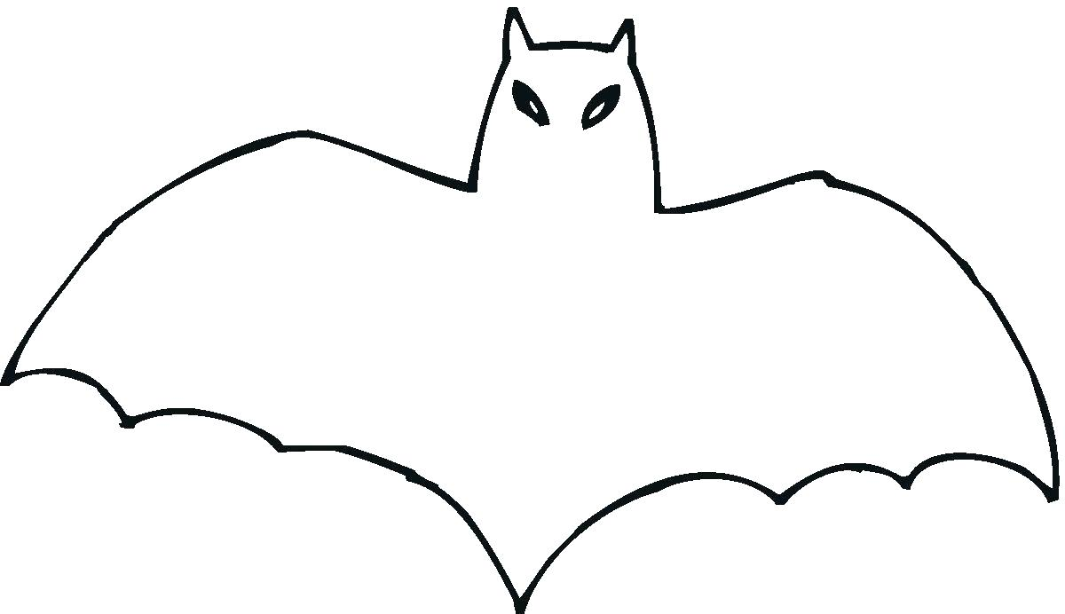 1200x692 Template Printable Ghost Template Gallery Of Fancy Design Bat