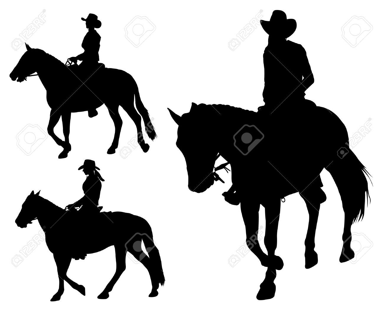 1300x1058 Image Result For Cowgirl Horseback Riding Vector Animal