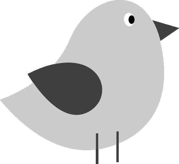 600x550 Free Bird Silhouette Clip Art