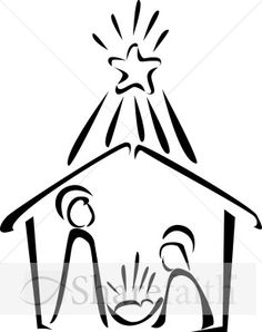 236x298 Printable Nativity Border. Free Gif, Jpg, Pdf, And Png Downloads
