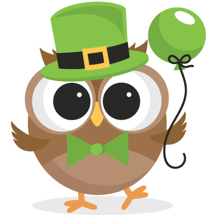 432x432 Irish Owl Svg Scrapbook Cut File Cute Clipart Files For Silhouette