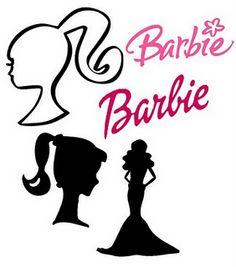 236x267 Barbie Clipart Barbie Silhouette