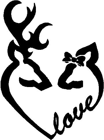 image regarding Free Printable Deer Stencils referred to as Absolutely free Printable Deer Silhouette at  Totally free for