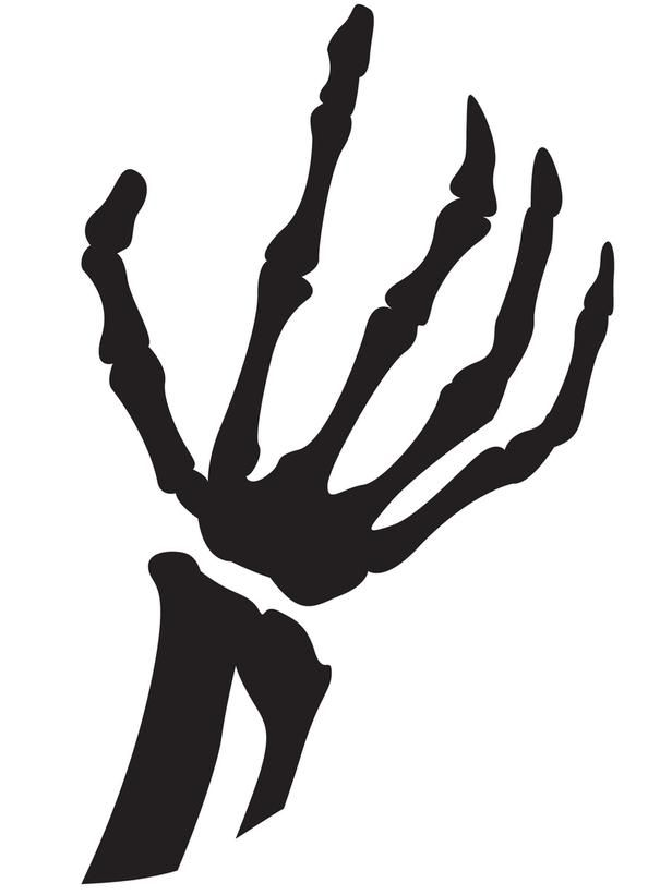 free printable halloween silhouette templates at getdrawings com