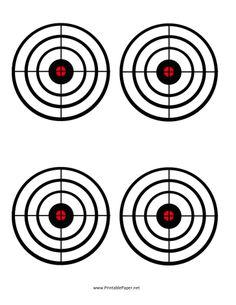 236x305 Printable Human Silhouette Shooting Range Target ( Find Nerf Gun