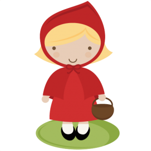 300x300 Red Riding Hood Svg Cut File For Scrapbooking Story Book Svg Files