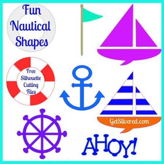 560x560 68 Best Nautical Svg Images On Silhouettes, Silhouette