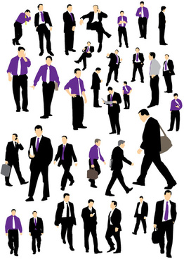 262x368 Business Man Face Free Vector Download (16,443 Free Vector)