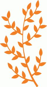 163x300 802 Best Silhouettes Flourish Flower Silhouettes Images