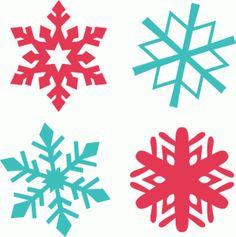 236x237 Digital Art By Daniela Angelova 6 Free Snowflakes Svg Files