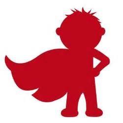 250x250 Superhero Silhouette Cut Files Free Superhero Classroom