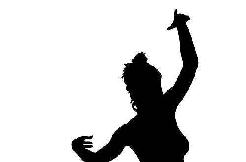 Free Vector Silhouette