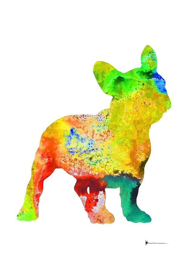 636x900 French Bulldog Silhouette French Bulldog Silhouette Vector Sosin