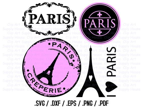 570x428 Paris Clipart Paris Svg Files I Love Paris Clipart Parisian