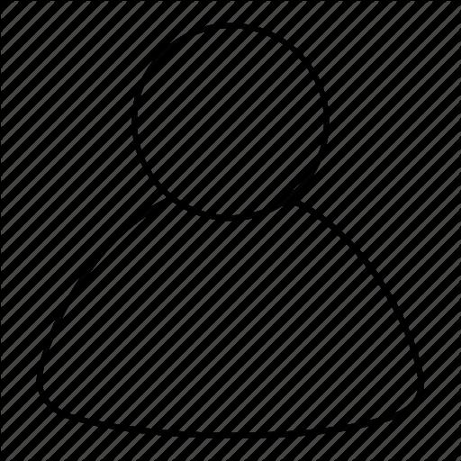 512x512 Account, Friend, Person, Profile, Silhouette, User Icon Icon