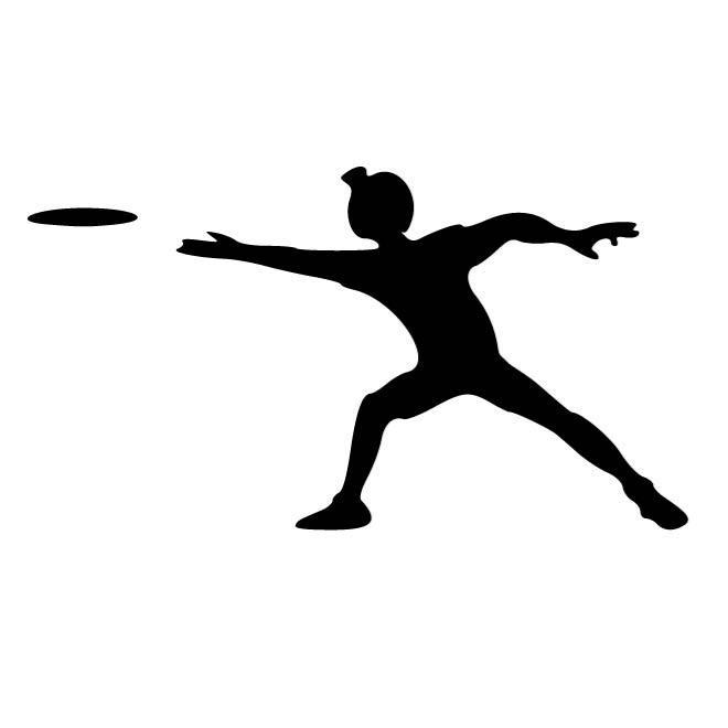 660x660 Frisbee Throw