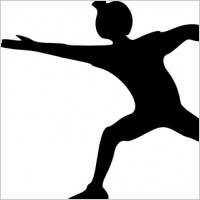 200x200 Ultimate Frisbee Clipart