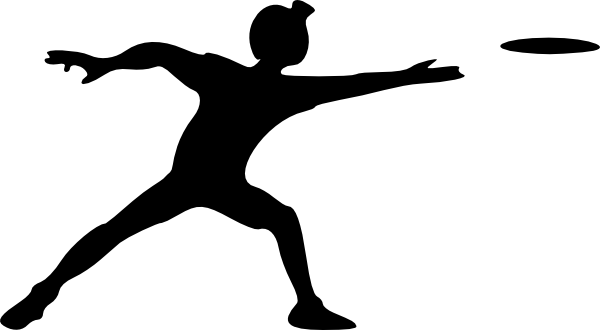 600x330 Ultimate Frisbee Clipart 1 Clipart Station