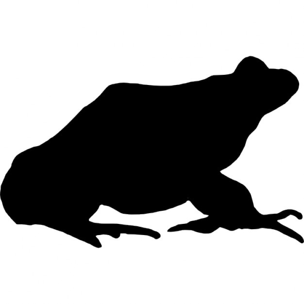 626x626 Frog Silhouette Vectors, Photos And Psd Files Free Download