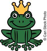 165x179 Jumping Cartoon Frog Silhouette Vector Illustration Vectors