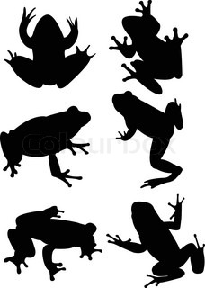 228x320 Vector Image Of A Frog Design On White Background, Frog Logo. Wild