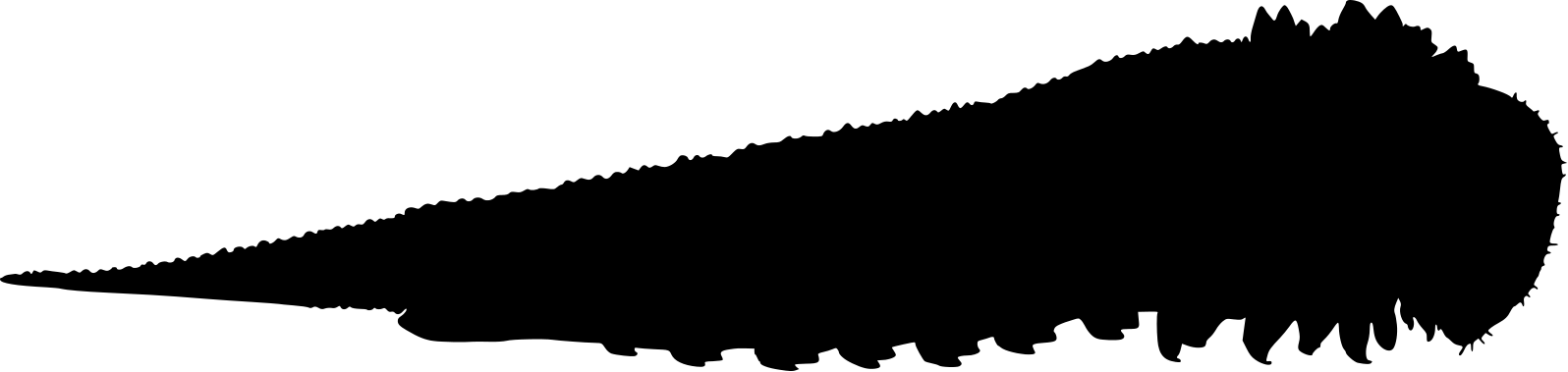 1596x379 Mouse Shaves Frog Svg Vector File, Vector Clip Art Svg File