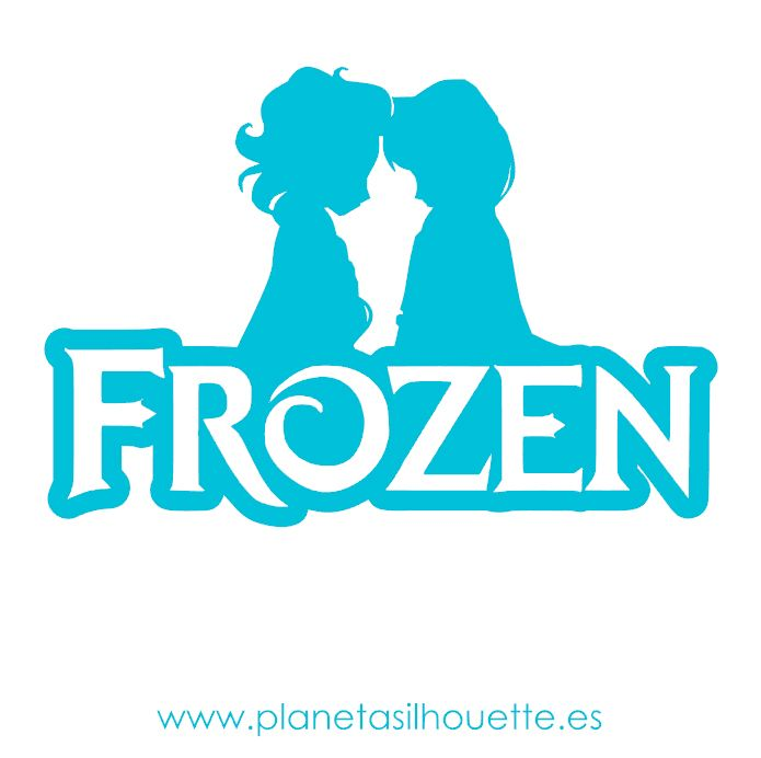 Frozen Silhouette At GetDrawings.com