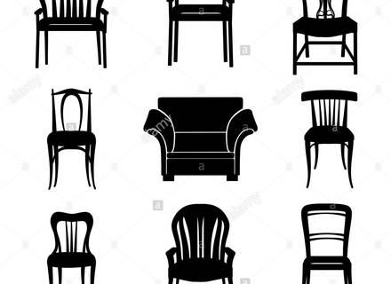 440x320 Chair Armchair Sofa Set Living Room Furniture Home Furniture