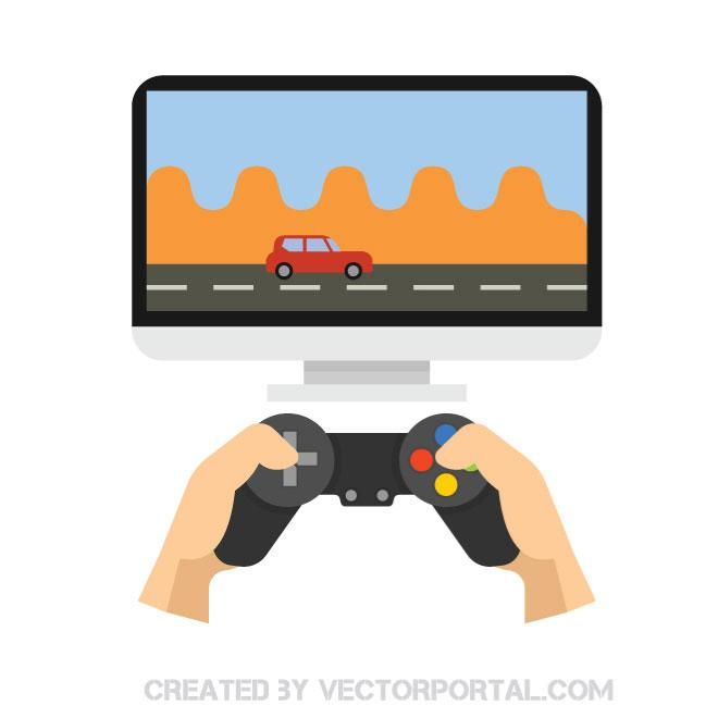 660x660 Free Game Controller Vectors 419 Downloads Found