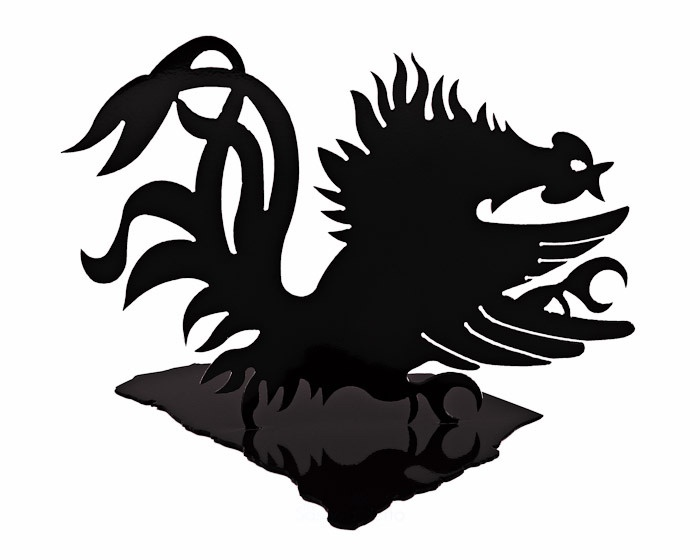gamecock silhouette at getdrawings com free for personal use rh getdrawings com carolina gamecock clipart