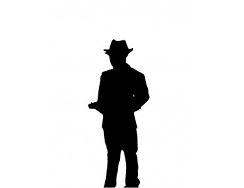 Gangster Silhouette Images