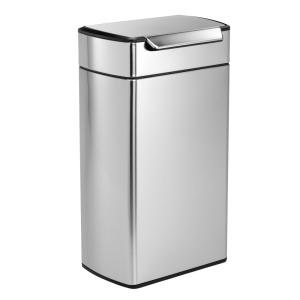 300x300 Rubbermaid Commercial Products Silhouette 29 Gal. Silver Square