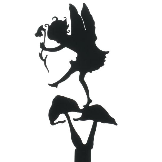 550x550 Fairy Silhouette Garden Die Cut Silhouette Fairies X Assorted