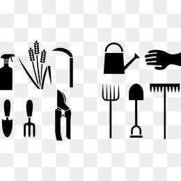 260x260 Garden Tools Png, Vectors, Psd, And Clipart For Free Download