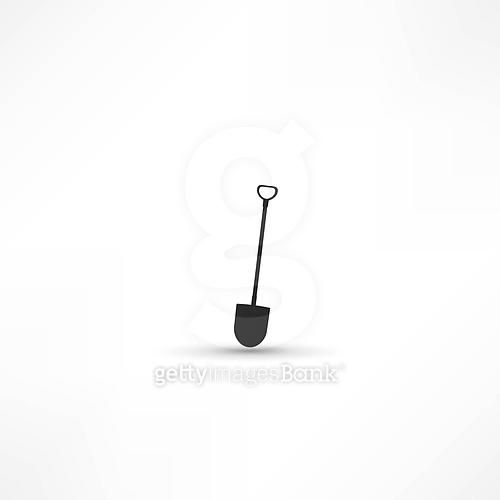 500x500 Garden Tools (Silhouette) (A10753307)