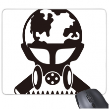 Gas Mask Silhouette