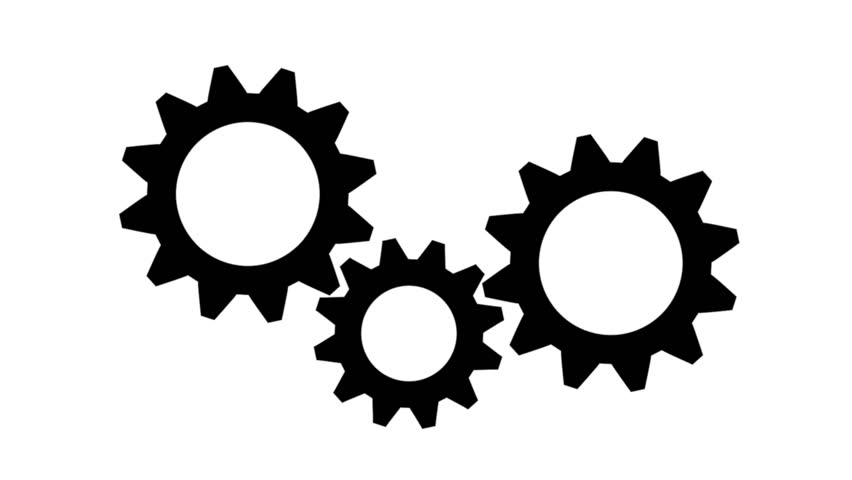 852x480 Rotating Gears Stock Footage Video 20620225 Shutterstock