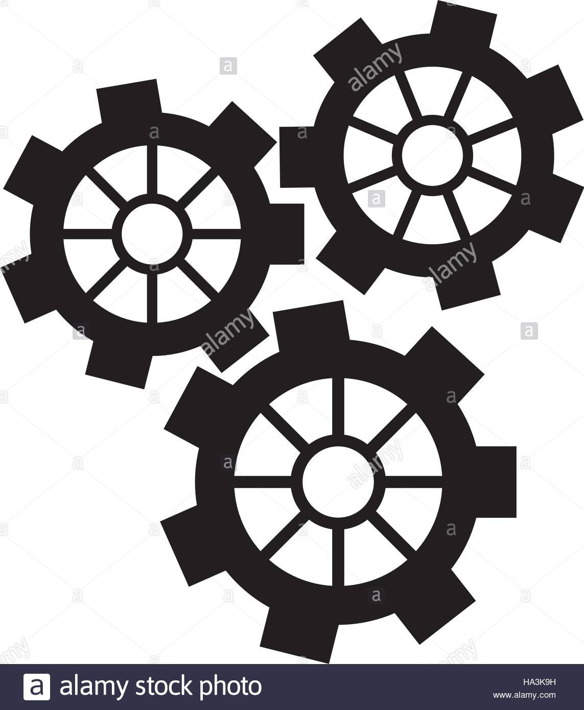1143x1390 Silhouette Gear Wheel Engine Cog Icon Stock Vector Art