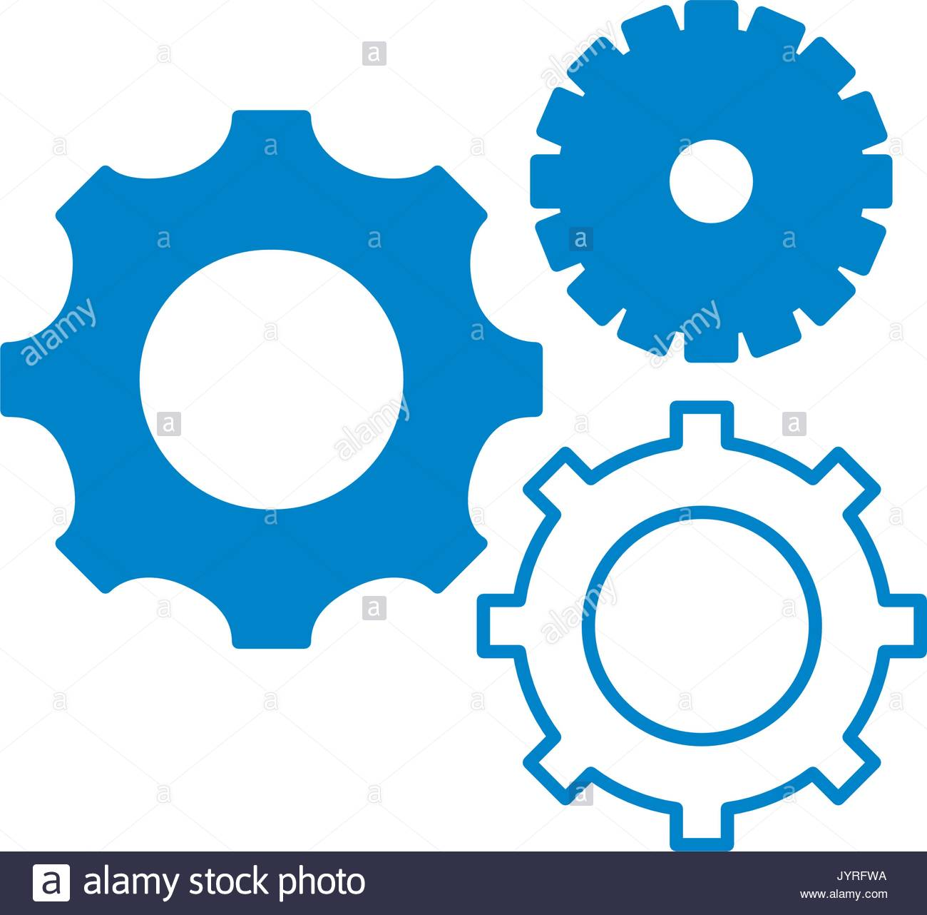 1300x1282 Silhouette Gears Engineering Industry Process Technology Stock
