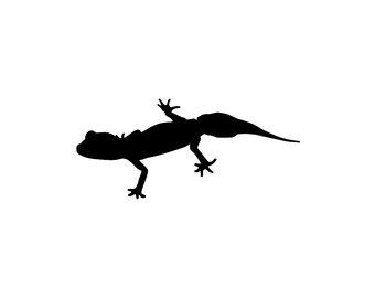 340x270 Gecko Die Cut Etsy
