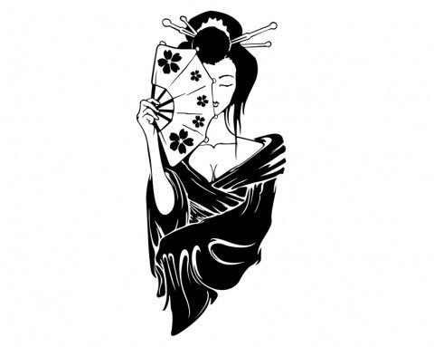 480x383 Thickbox Defaultsticker Geisha