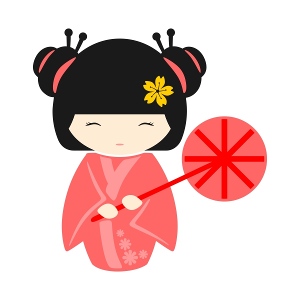 600x600 Geisha Pack Cuttable Design