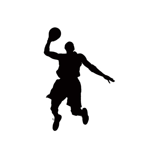 512x512 Sports Silloutte Generic Sport Decals Removable Wall Decals